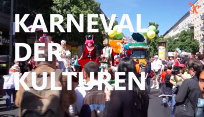 Karneval der Kulturen | Julia Peine Deutsch Coach | Utrecht | Leidsche Rijn