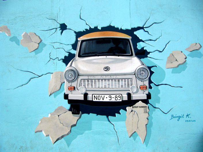 De val van de Berlijnse Muur | De mooiste Duitse woorden | Julia Peine Deutsch Coach | Utrecht | Leidsche Rijn
