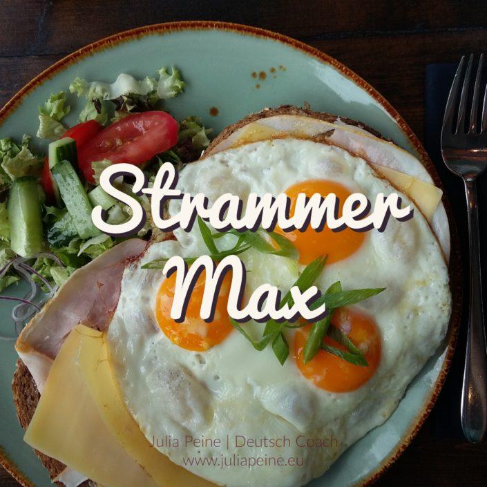 Strammer Max | De mooiste Duitse woorden | Julia Peine Deutsch Coach | Utrecht | Leidsche Rijn