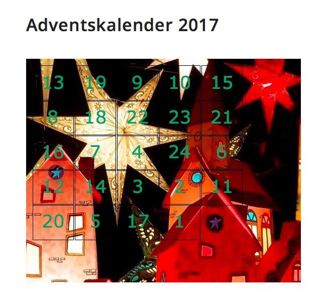 Adventskalender | Deutsch Coach | Utrecht | Leidsche Rijn